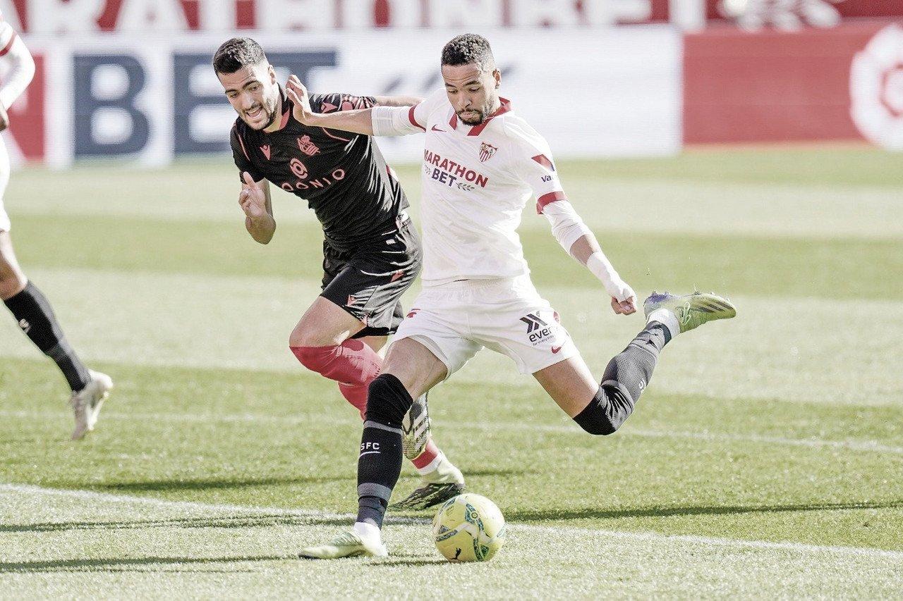 En-Nesyri brilha e comanda vitória do Sevilla sobre Real Sociedad