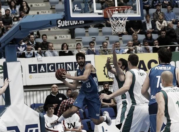 Volviendo al pasado: Gipuzkoa Basket 67- 69 Baloncesto Sevilla