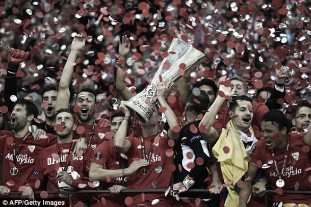 Sevilla retain their UEFA Europa League crown