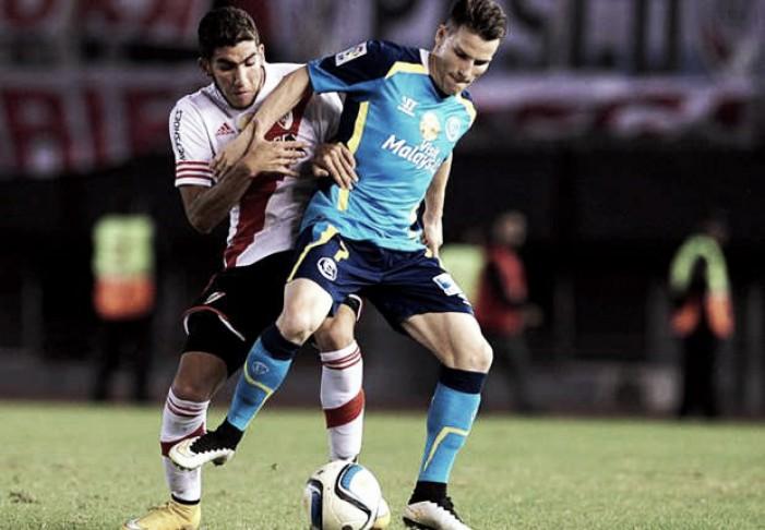 River - Sevilla: la última prueba