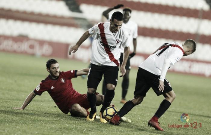 Llega el Sevilla Atlético, el colista de LaLiga 1 2 3