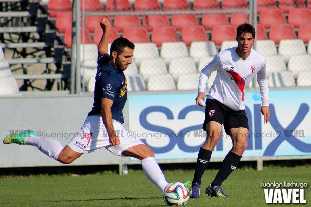 UCAM Murcia CF - San Roque de Lepe: Alejandro Ceballos