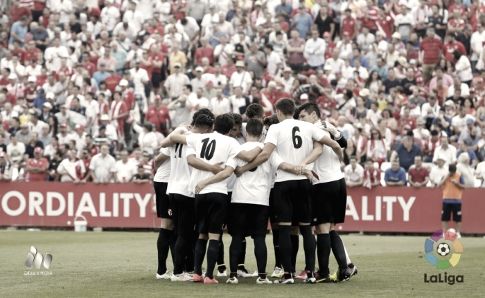 Las claves del Sevilla Atlético - Almería; jornada 27 de liga 123
