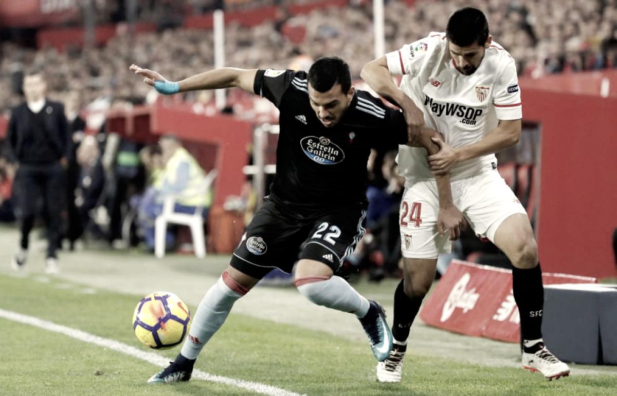 El Sevilla visita Balaídos en la recta final de la liga