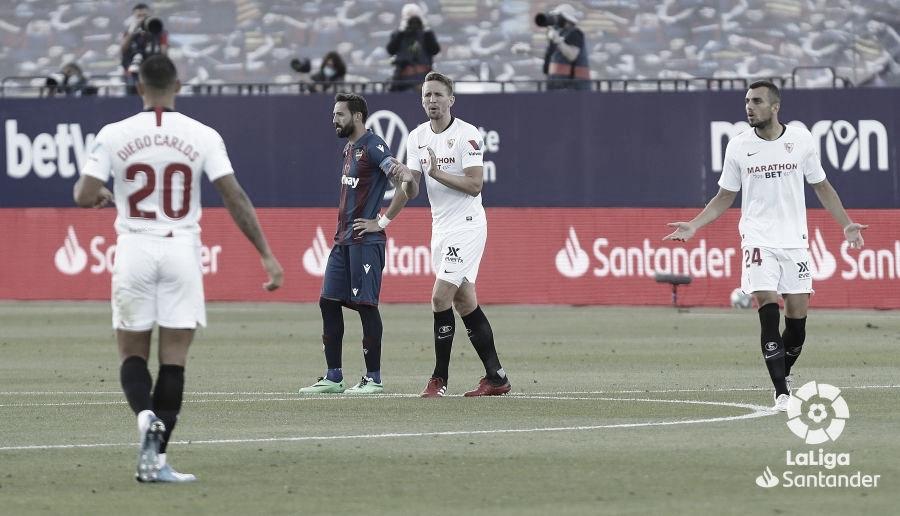 El Sevilla empata en La Nucía