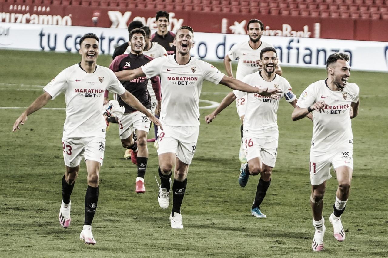 Sevilla FC: Diecisiete partidos sin conocer la derrota