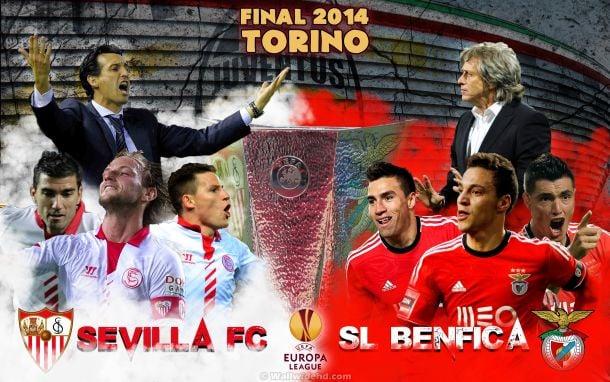 Live Europa League 2014 : le match Séville - Benfica en direct
