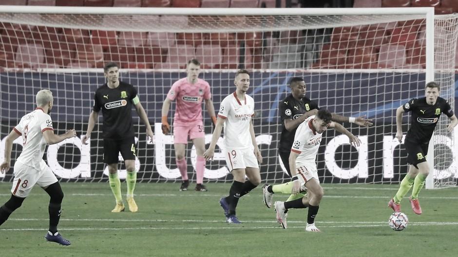Previa Sevilla FC vs Borussia Dortmund: la Champions pasa por el Sánchez - Pizjuán
