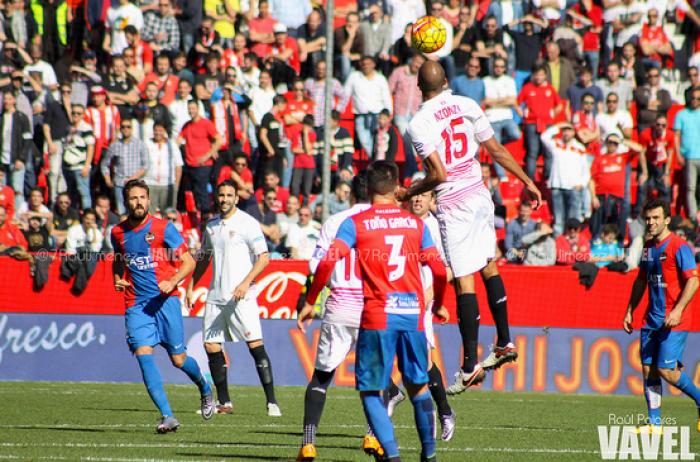 Sevilla - Levante UD: puntuaciones del Levante UD, jornada 22 de la liga BBVA