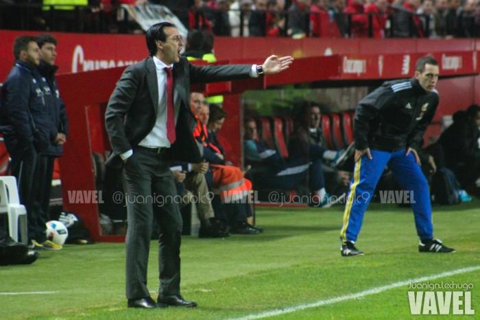 """Emery: """"Queda un partido de mucha intensidad"""""""