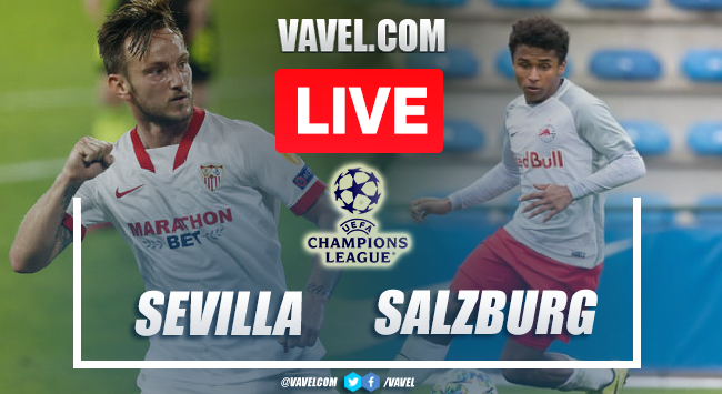 Goals and Highlights: Sevilla 1-1 RB Salzburg in Champions League 2021