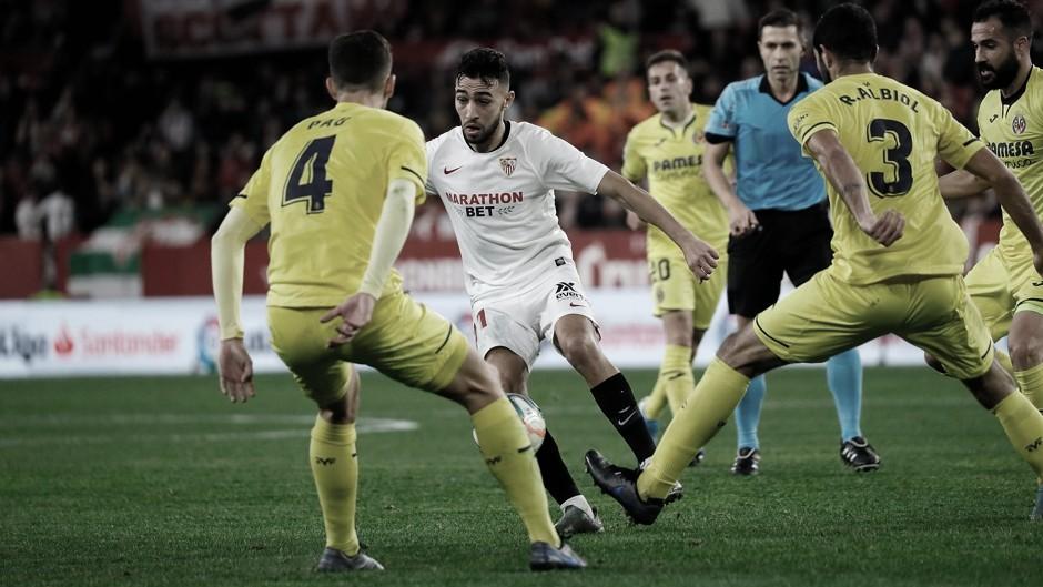Previa Villarreal CF vs Sevilla FC: la victoria como única alternativa