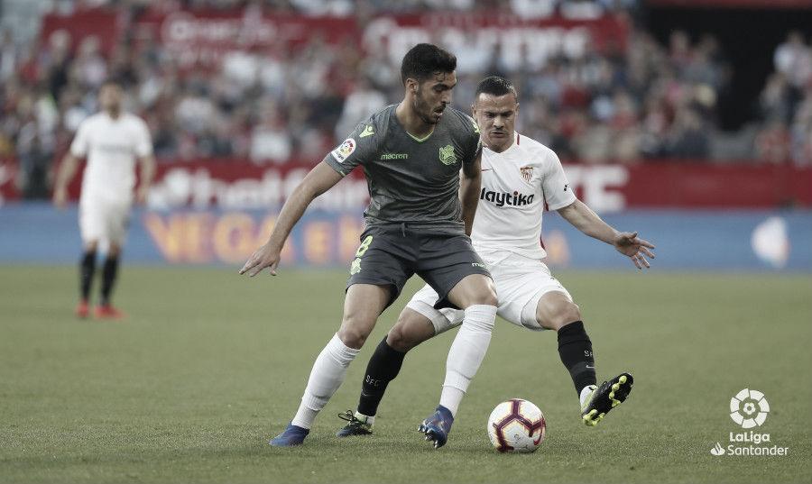 Previa Sevilla vs Real Sociedad: un partido para acercarse más a los primeros puestos