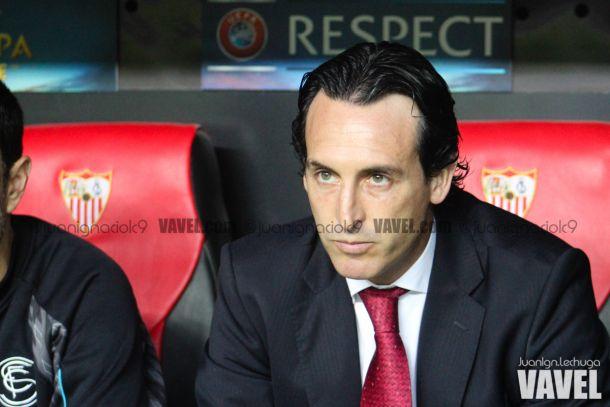 """Emery: """"El resultado es para estar satisfechos, pero merecíamos algún gol más"""""""