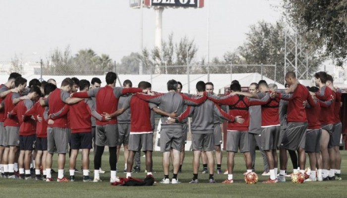 El Sevilla regresa el 6 y se concentrará en Orlando del 13 al 20 de julio