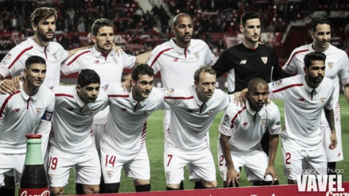 Sevilla FC - SD Eibar: puntuaciones Sevilla FC, jornada 27 Liga BBVA