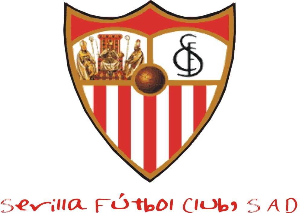 Equipo De Deporte Doodle Fondo Transparente: Sevilla Se Disculpa Con Barcelona Via Twitter