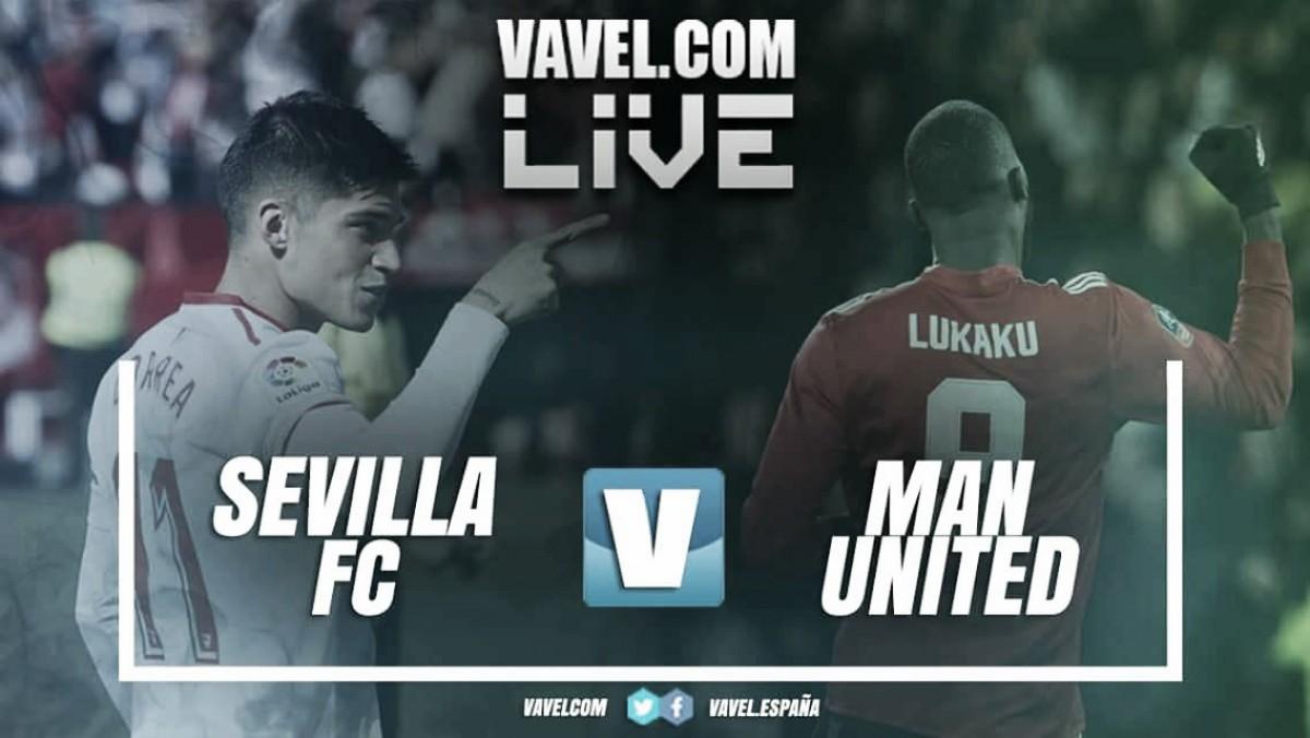Resultado Sevilla x Manchester United na Champions League 2017/18 (0x0)