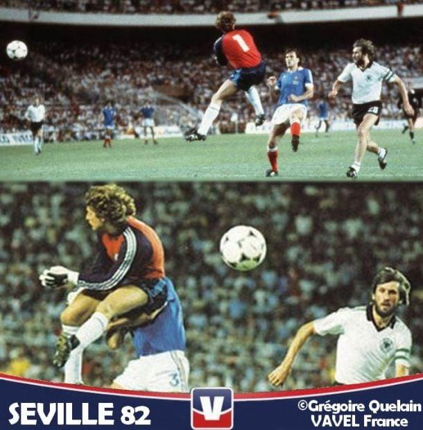 C'était il y a 32 ans... Séville 82