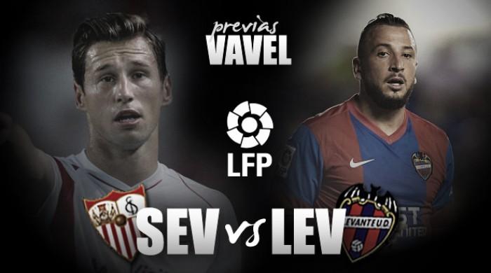 Sevilla FC - Levante UD: viento de Levante en Sevilla