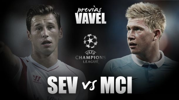 Sevilla - Manchester City preview: Citizens aim for three consecutive European victories