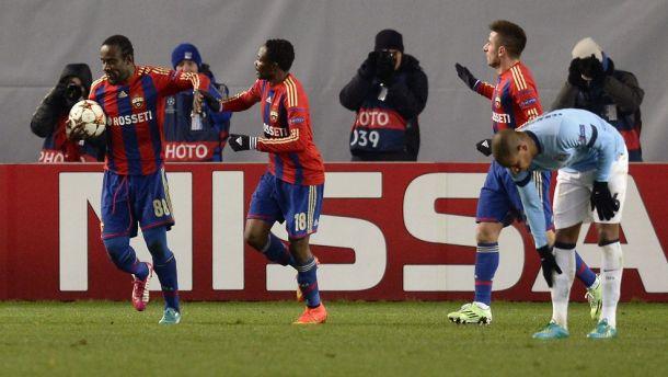 El City se congela en su visita al CSKA