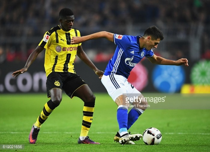 Borussia Dortmund 0-0 Schalke 04: Revierderby ends goalless despite chances on both sides