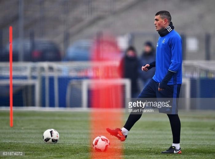Kyriakos Papadopoulos joins Hamburg on loan