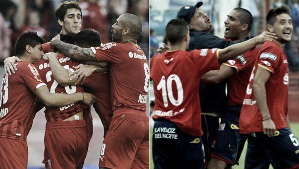 Independiente y Deportivo Español en busca de los octavos