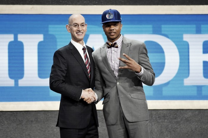 NBA Draft, le conferme Fultz e Ball. La sorpresa Tatum e le trade di una serata frenetica