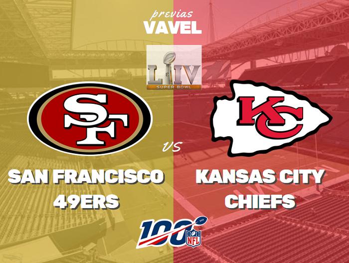 Previa 49ers-Chiefs : por la gloria del Super Bowl LIV