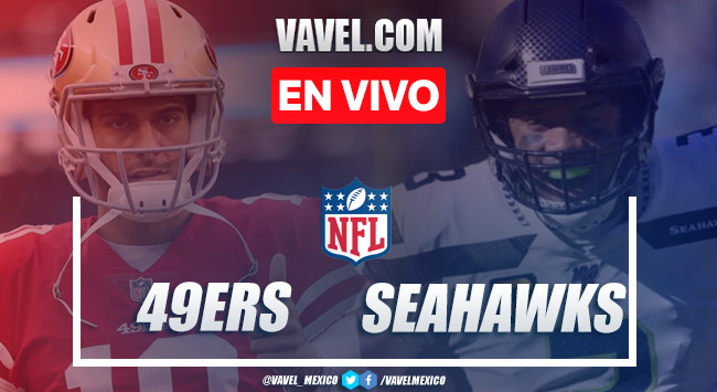 Resumen y Touchdowns: San Francisco 49ers 27 - 37 Seattle Seahawks en Semana 8 de la NFL