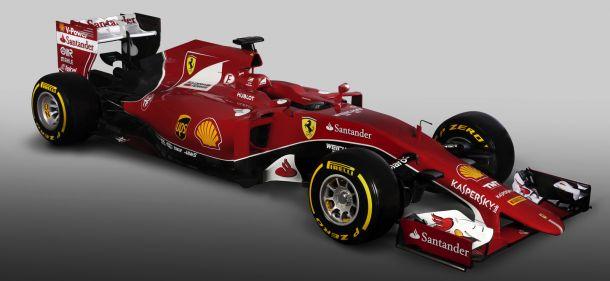 Ferrari apresenta SF15-T, em busca da revolução