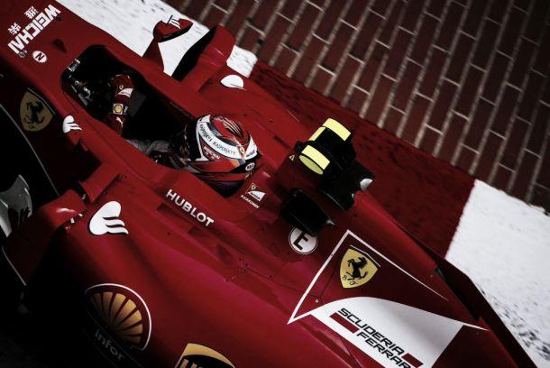 Ferrari arrastra los problemas de tracción y carga del F14T
