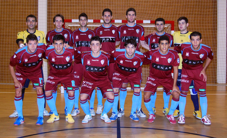 El Santiago Futsal comienza la pretemporada con un empate