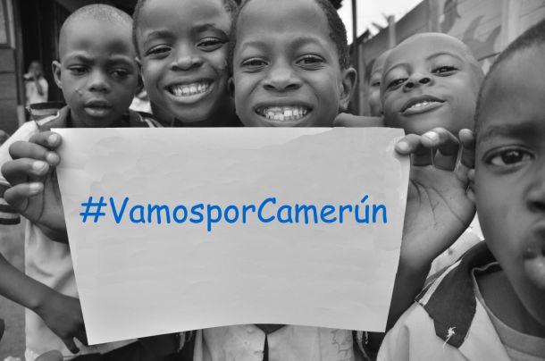 VAVEL acoge su primera campaña solidaria en África: #VamosporCamerún