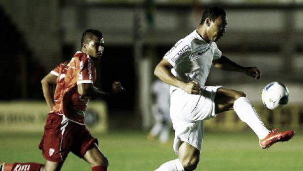 Longe de casa, Santos recebe Red Bull Brasil pelo Paulistão
