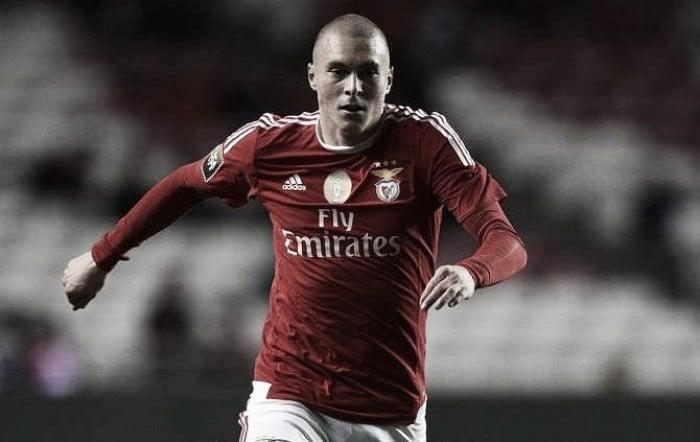 Benfica: Lindelof - a necessidade aguçou o sueco
