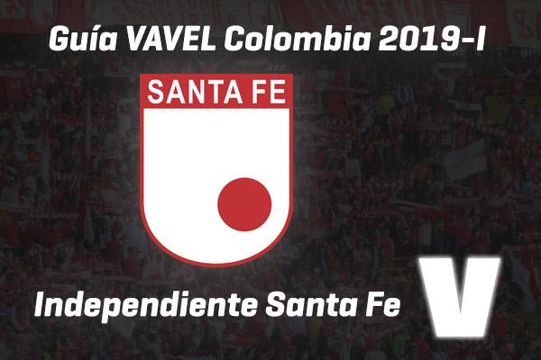 Guía VAVEL Liga Águila 2019-I: Independiente Santa Fe