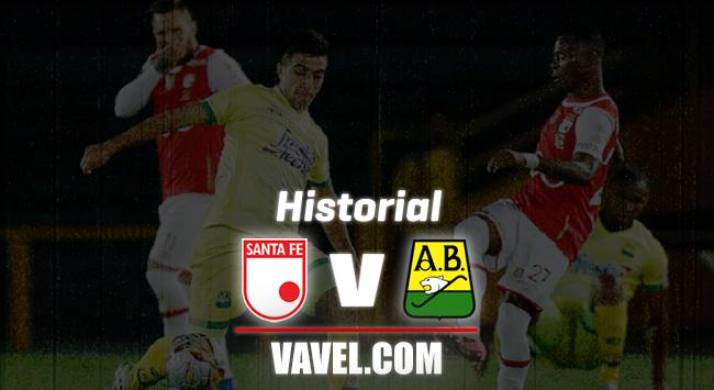 Historial Independiente Santa Fe vs. Atlético Bucaramanga: las estadísticas favorecen a los 'cardenales'