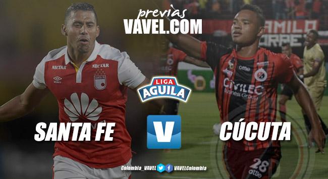Previa Santa Fe vs Cúcuta: los 'motilones' quieren seguir ganando ante un 'león' necesitado