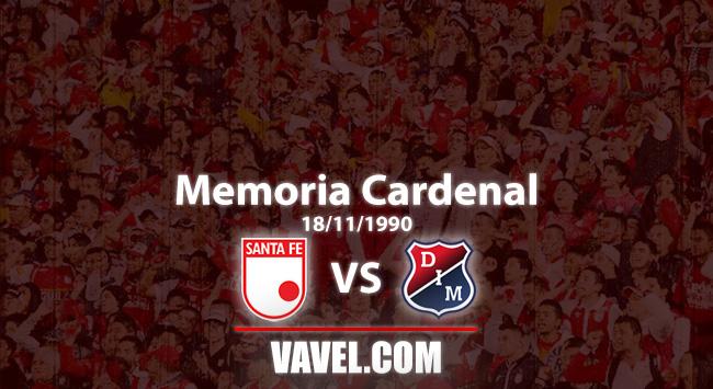 Memoria 'cardenal': la tarde que Alfonsito Cañón se vistió de héroe