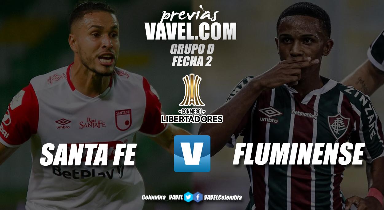 Previa Independiente Santa Fe vs. Fluminense: a la altura de conseguir la primera victoria