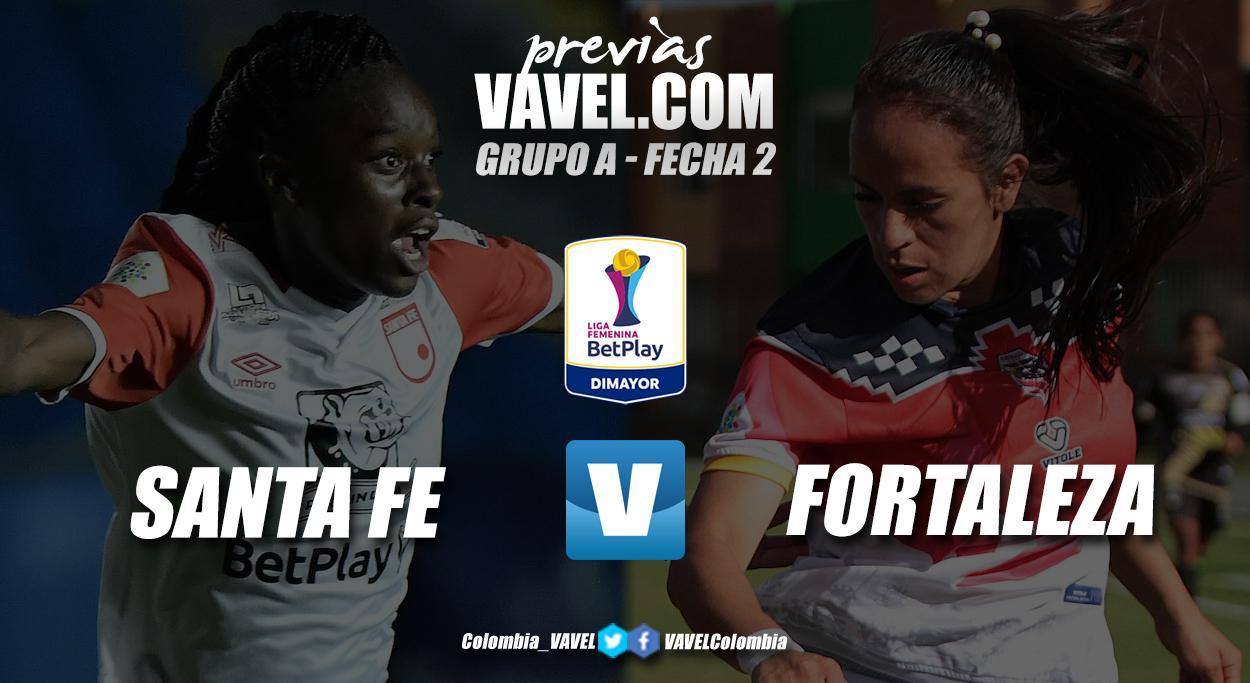 Previa Santa Fe vs Fortaleza: debut de las 'leonas' ante las líderes