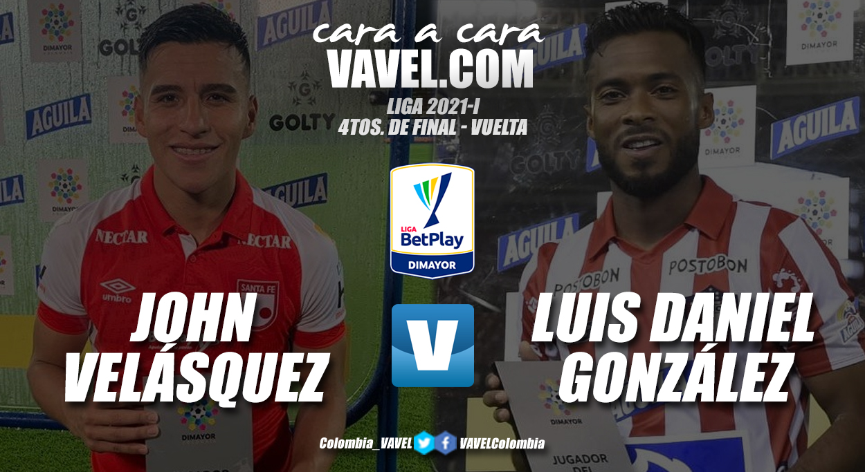 Cara a cara: John Velásquez vs Luis 'Cariaco' González