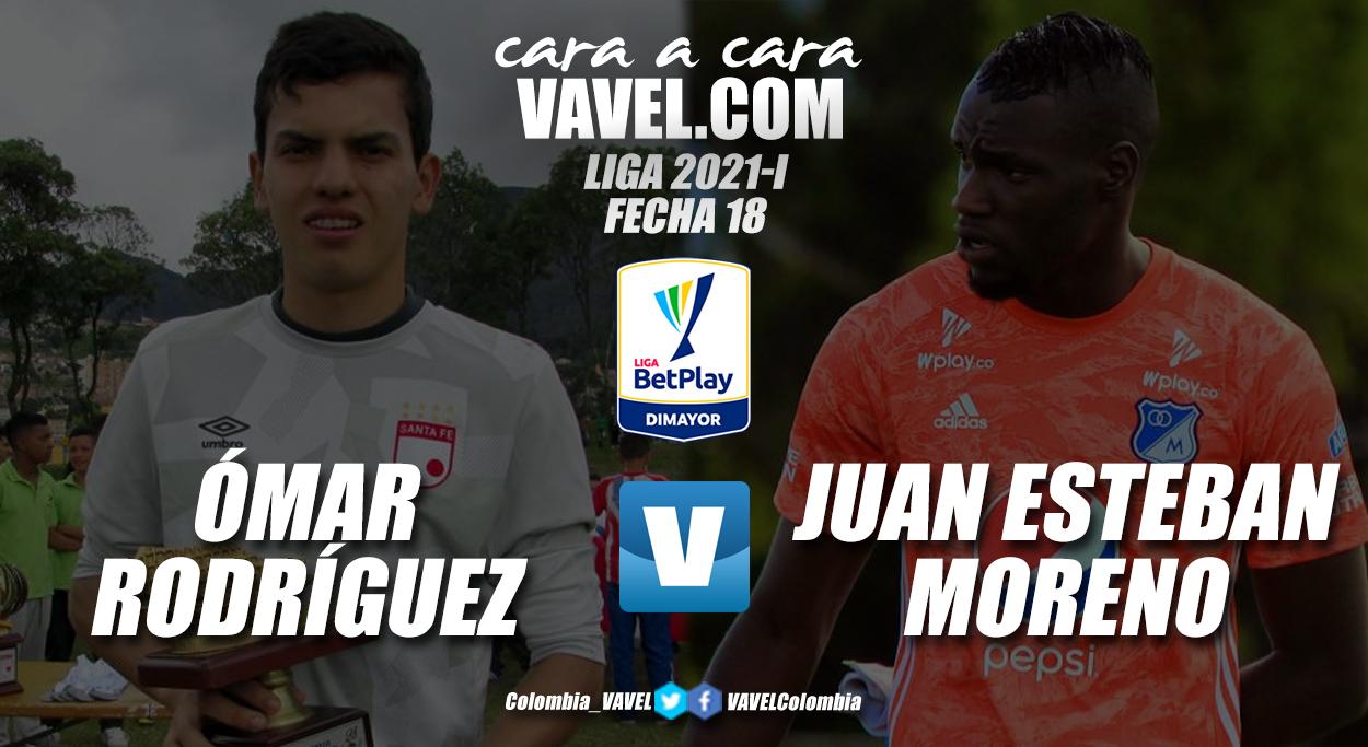 Cara a Cara: Ómar Rodríguez vs Juan Moreno