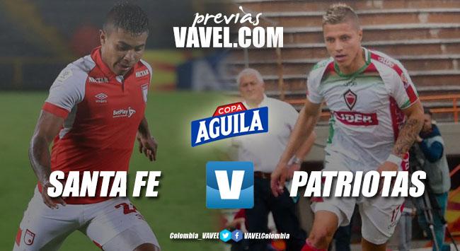 Previa Independiente Santa Fe vs Patriotas Boyacá: por una victoria que los acerque al objetivo