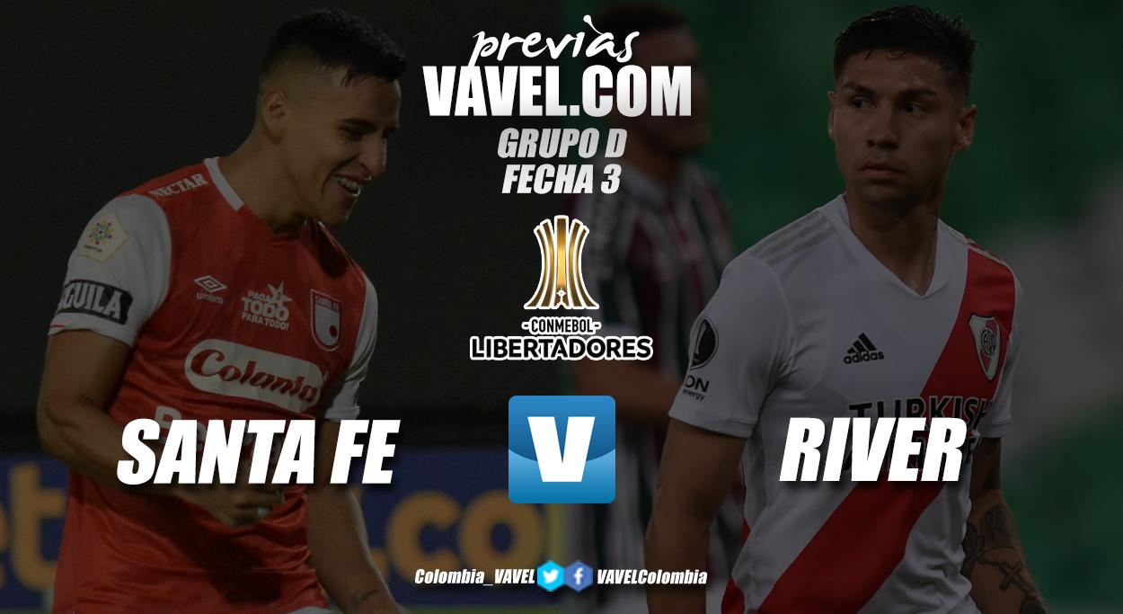 Previa Independiente Santa Fe vs River Plate: nómadas en Asunción