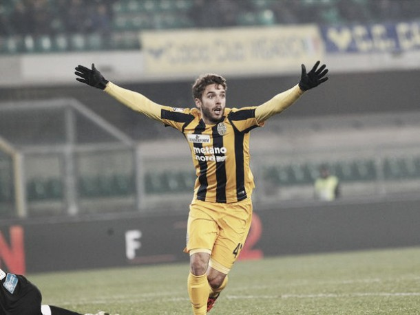 Verona 1-0 Pavia: Hosts seal progression in stoppage time