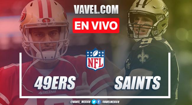 Resumen y toudchdowns: San Francisco 49ers 48-46 New Orleans Saints en NFL 2019